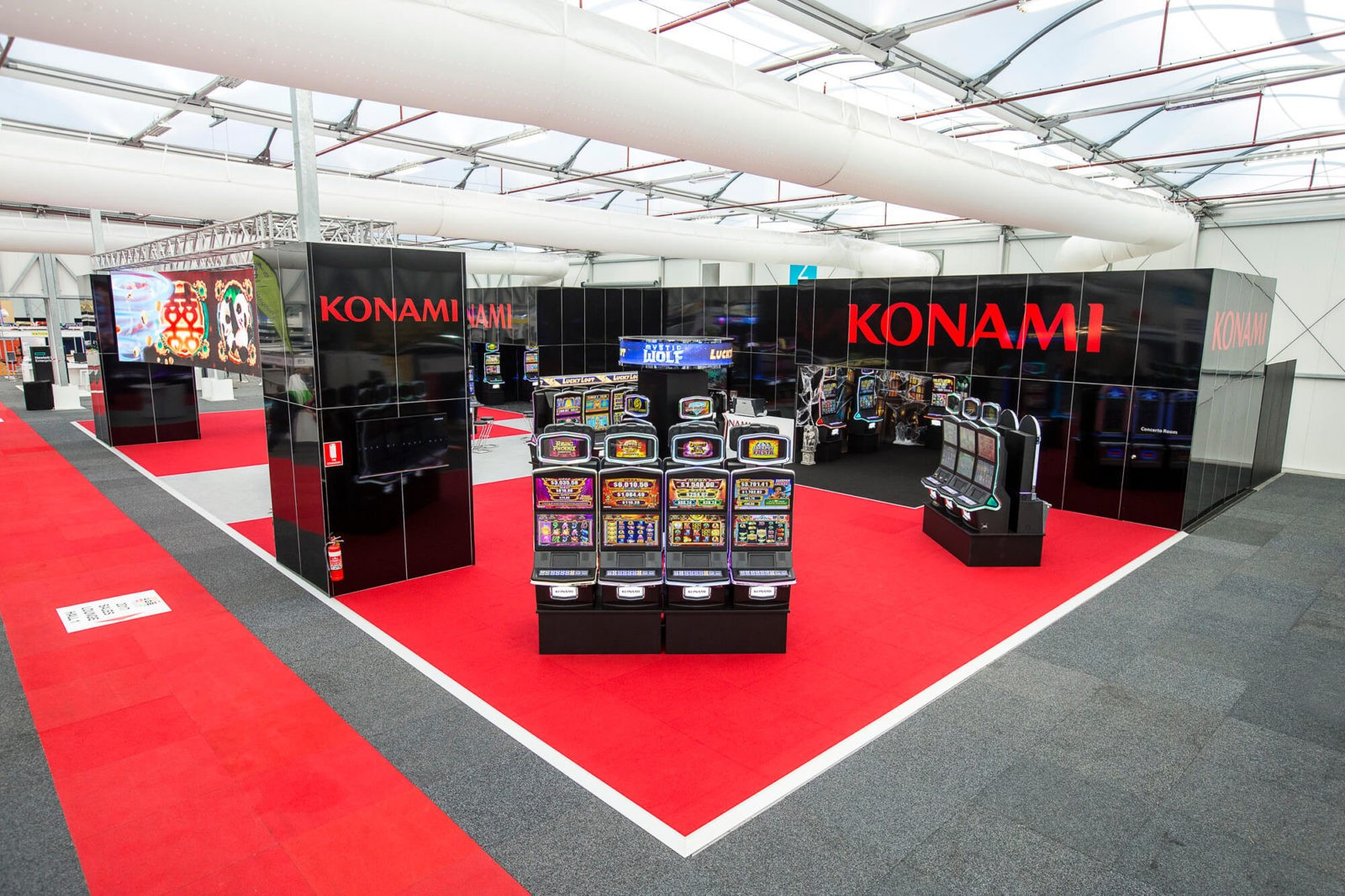 Exhibition Stand Carpet : Custom promotion display stands grand stand events