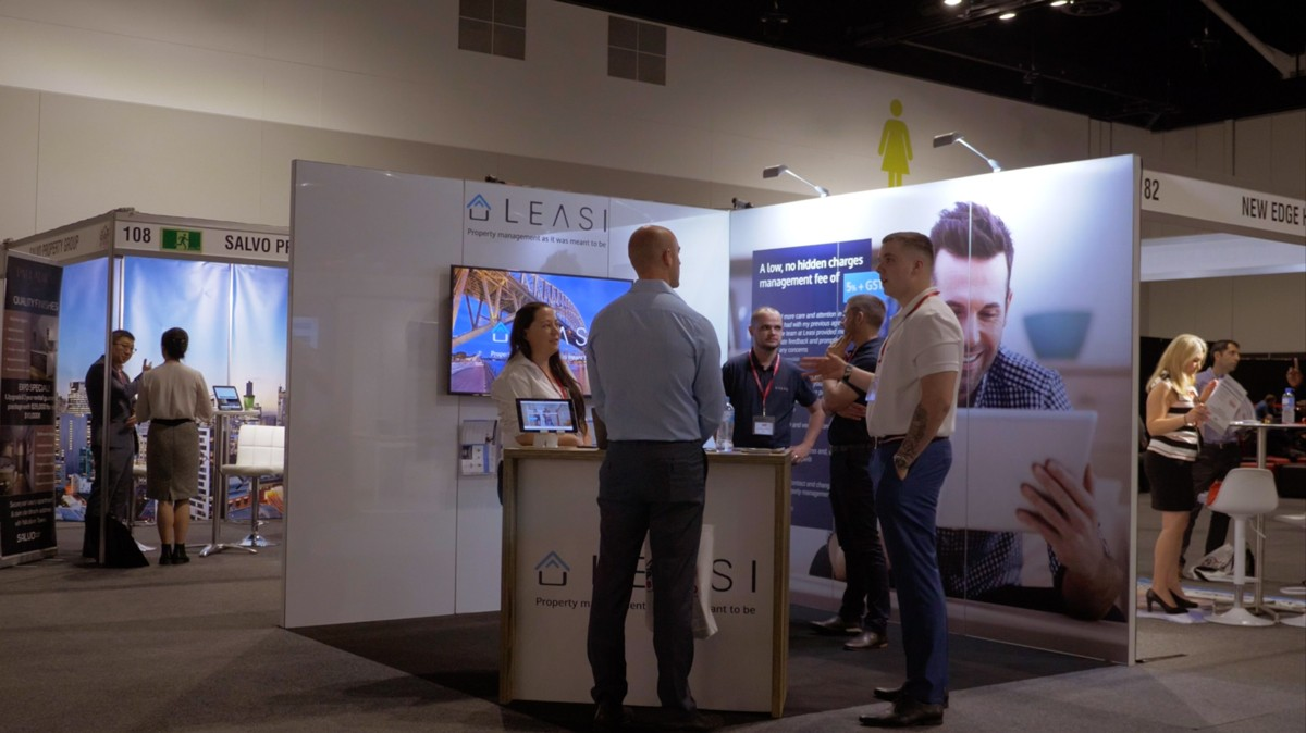 Preparing your sales team for an exhibition
