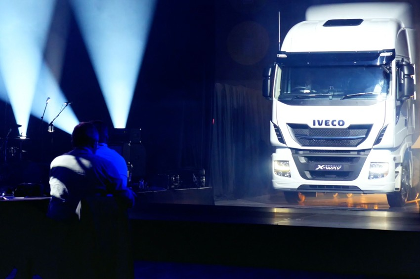 IVECO TRUCK LAUNCH