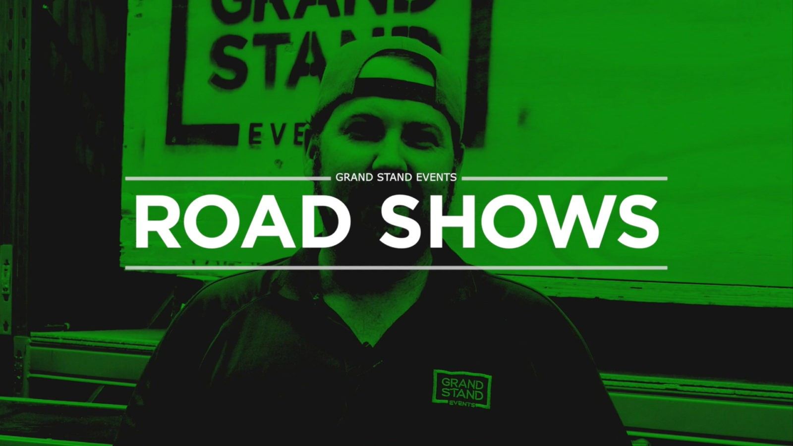 Road shows and why taking your brand on the road is important.