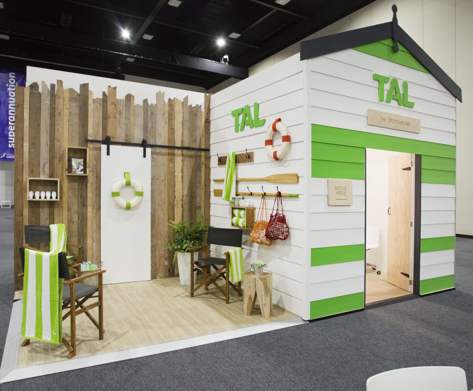 Let Them Know! Here is your Guide in hiring builders for your exhibition events