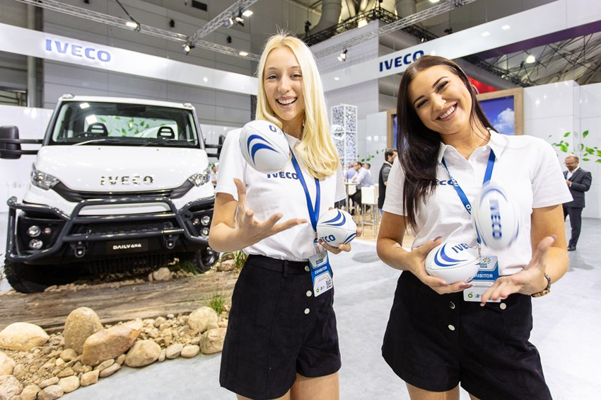 IVECO TRUCK SHOW