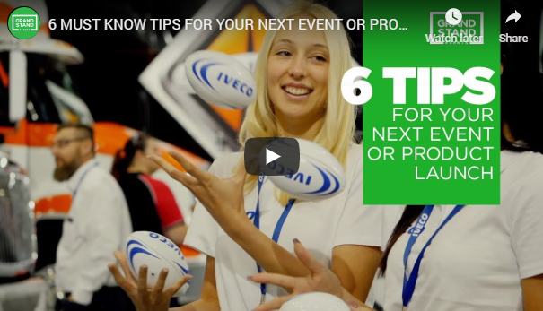 Planning an event? Launching a new product?  Here are 6 must know tips.