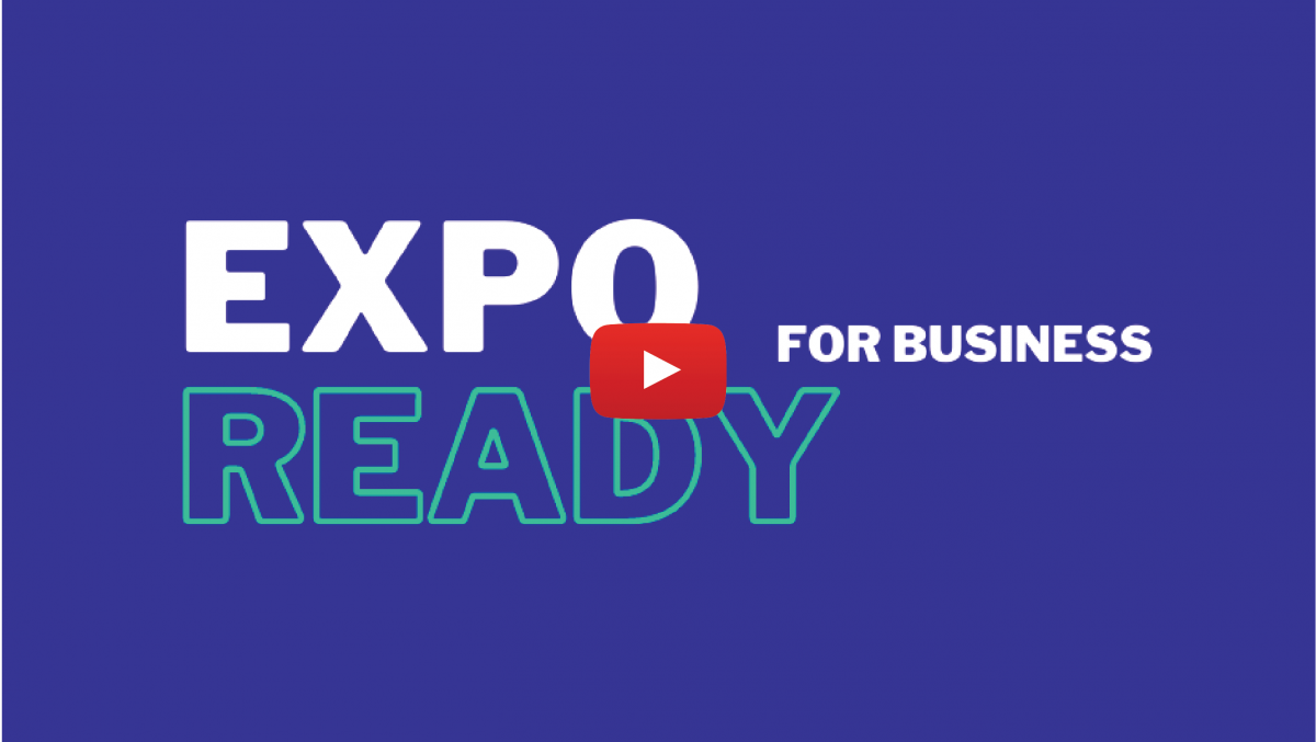 Expo Ready For Business