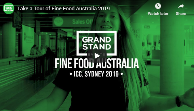 Take a Tour of Fine Foods Australia 2019