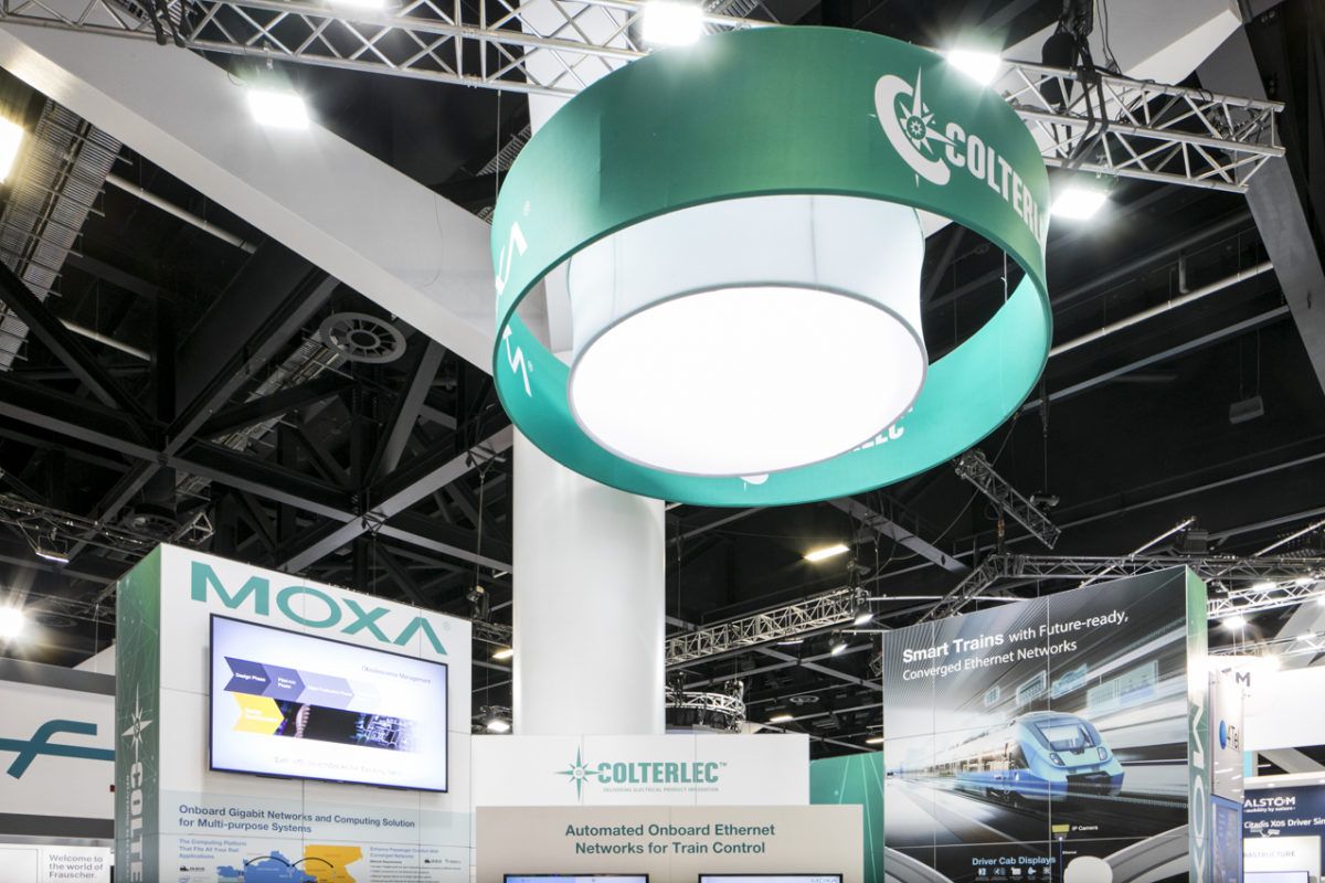 Whats on trend now for Custom Exhibition Stands