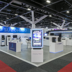 exhibition stand - Suzohapp