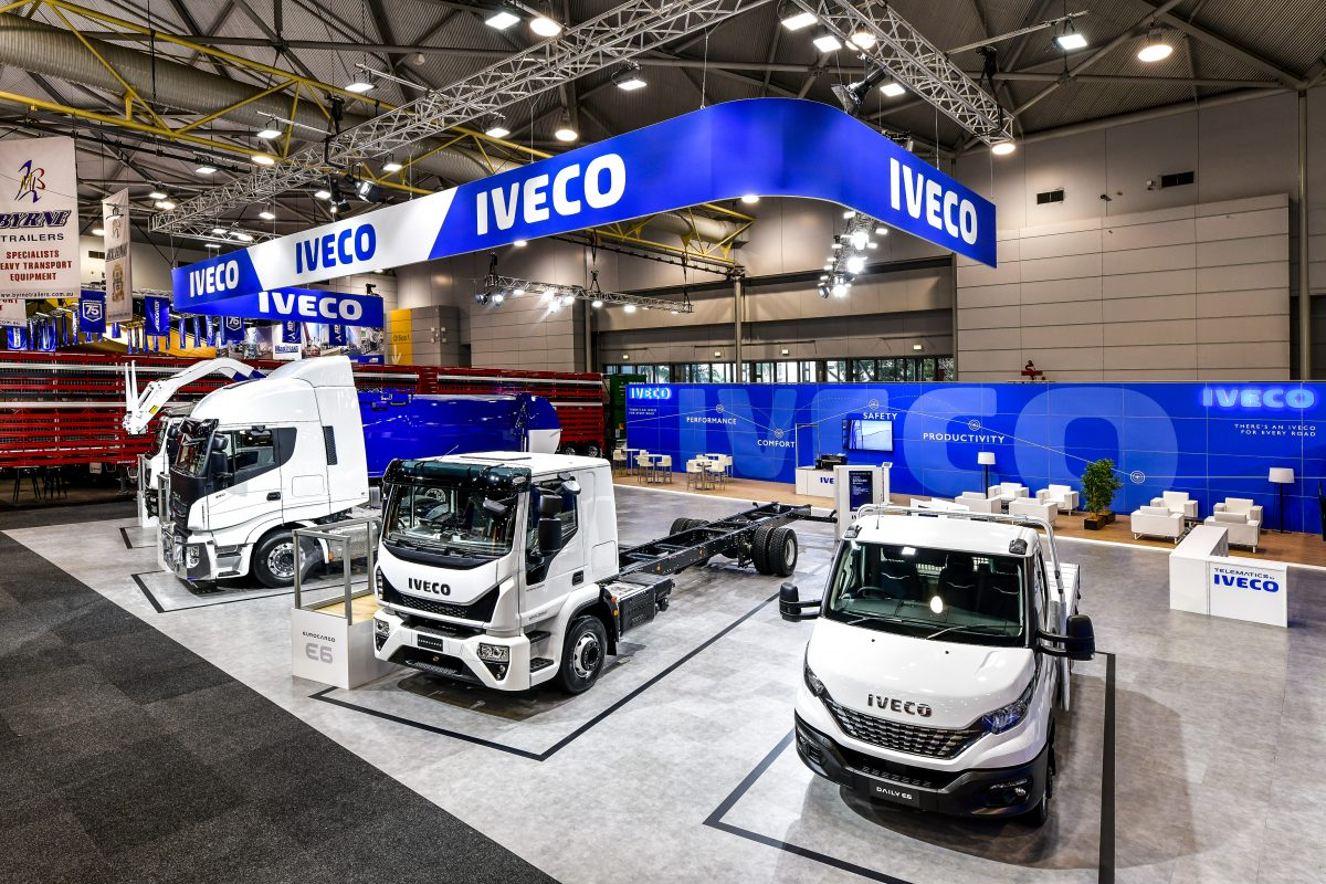 IVECO AT BRISBANE TRUCK SHOW 2021