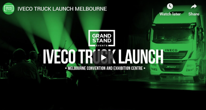 IVECO Truck Launch Melbourne