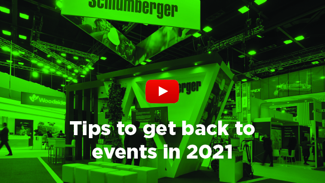 Tips to get back to events in 2021