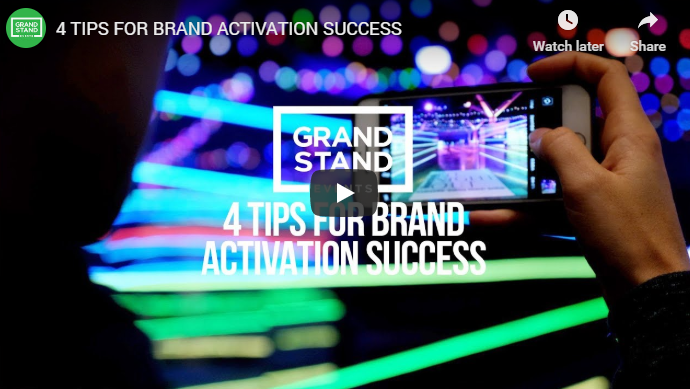 4 tips for brand activation success